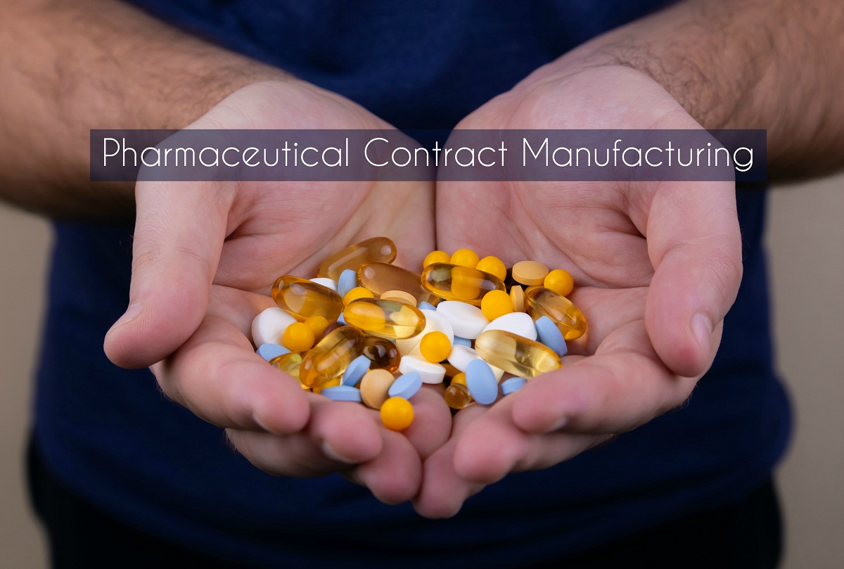 Pharmaceutical Contract Manufacturing in India - An Overview