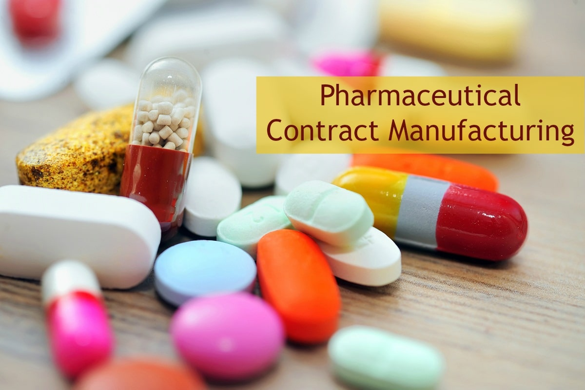 Pharmaceutical Contract Manufacturing in India